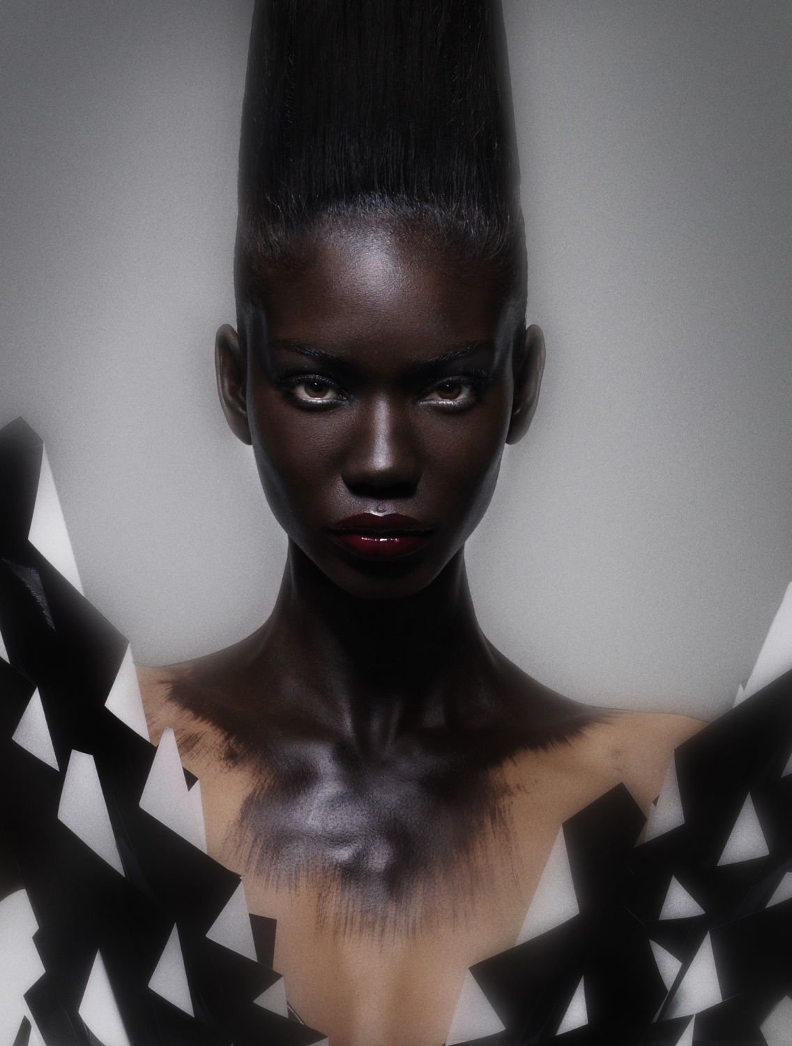 Italian Vogue/The Black issue