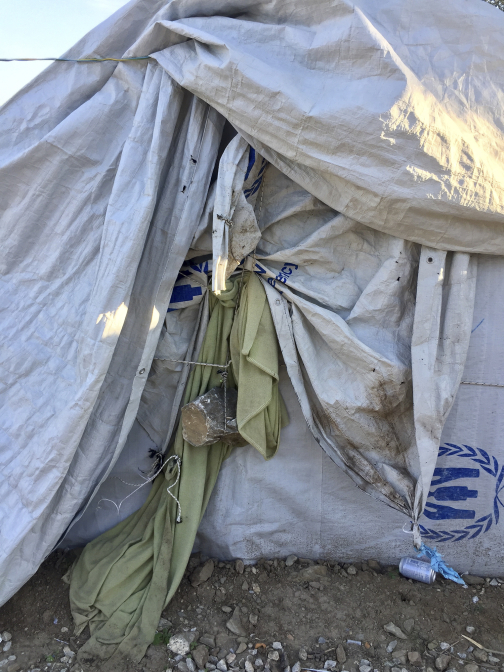 "MORIA REFUGEE CAMP - "" The world's worst camp ""according to MSF !"